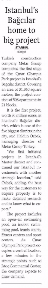 <h5>Turkish daily news</h5>